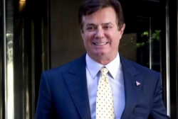 Manafort tied to pro-Russia lobbying: AP...