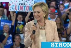 Trump Campaign: Clinton Has 'Dysphasia'