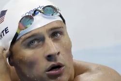Ryan Lochte apologizes for 'behavior' in Rio