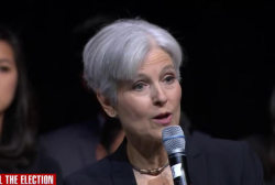 Stein: Green Party stands up for the planet