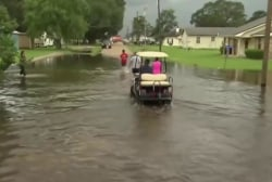 Louisiana Lt. Gov.: Flooding is ...