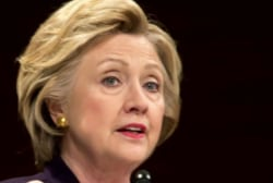 Should Clinton Foundation turn away...
