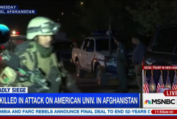 Shedding light on Afghanistan school attack