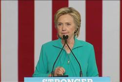 Clinton, Trump escalate their attacks