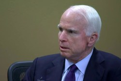 McCain Senate challenger: He's 'old' & 'weak'