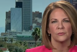 McCain challenger: 'He's fallen down on...