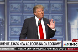 Trump camp announces $10M ad buy