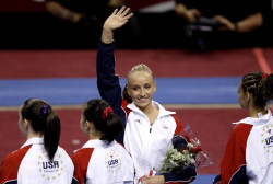 Olympic Gymnast Nastia Liukin Fights Child...