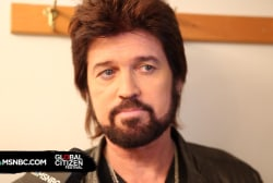 Billy Ray Cyrus Believes in the Power of Love