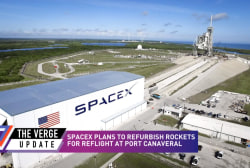 SpaceX expands to Port Canaveral