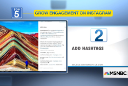 Top five: 5 Ways to engage on Instagram