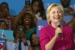 FBI: No evidence Clinton's email accounts...