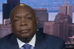 Fmr. Mayor on Trump's Detroit visit