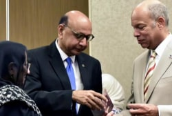 Jeh Johnson to address Islamic conference