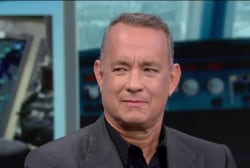 Tom Hanks: 'I'm a blank canvas'