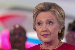 Clinton stresses modernization of the VA