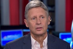 Johnson on 2016, Aleppo and military