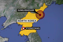 North Korea conducts 5th and largest...