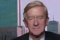 """Weld defends the """"What is Aleppo?"""" stumble"""