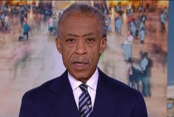 Sharpton: I hope we learn to live together