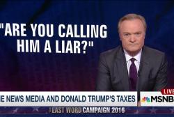 A question Team Trump finally faced