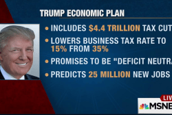 Does Trump's economic plan add up?