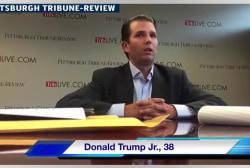 Trump Jr.: Tax returns would raise questions