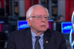 Sanders: Think hard about a protest vote...
