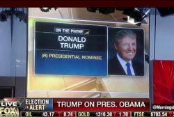 Trump says he'll make statement on birth...