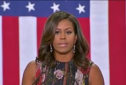 Michelle Obama courts millennials