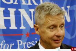 Johnson achieves nationwide ballot access