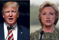 Trump, Clinton clash on counterterror policy