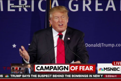 Trump, history, and demonizing the 'other'
