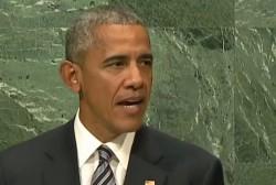 How did Obama fare in his final U.N. speech?