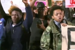 Charlotte protesters demand release of...