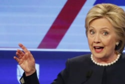 Clinton, Trump gearing up for first face-off