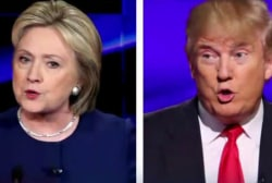 The winning strategy for Clinton and Trump