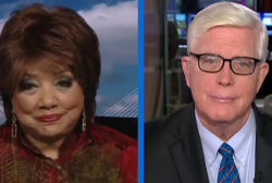 Former debate moderators on first face off