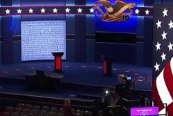 "Clinton has a ""tougher job"" in first debate"