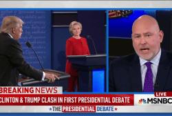 Trump lack of preparedness shows in debate