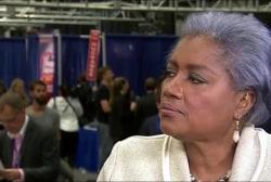 DNC chair on first Clinton-Trump debate