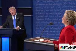 Debate grades: Did Clinton and Trump pass?