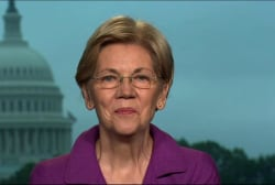 Warren: 'No Ambiguity' From Clinton on TPP