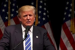 Trump: Clinton 'Can't Even Make It To Her...