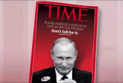 Russian hackers pose threat to '16 election