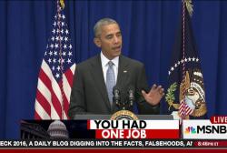 Congress overrides Obama veto, blames Obama
