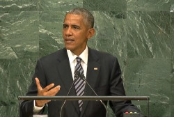 Obama's final UN speech stresses equality
