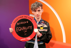 Troye Sivan Wants to Help Achieve Equality