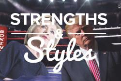 Trump vs. Clinton: A pre-debate showdown