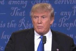 Trump: I have a winning temperament.....